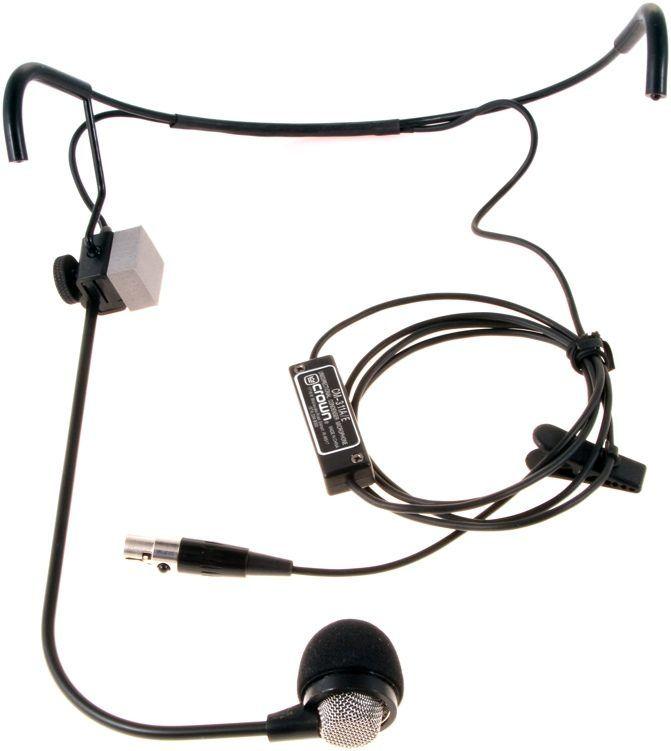 MICROFONE HEADSET CROWN CM311AESH (SHURE)
