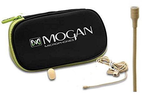 MICROFONE LAPELA MOGAN LAO-BG-AT (AUDIO-TECHNICA)