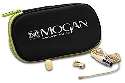 MICROFONE LAPELA MOGAN LAO-BG-SH (SHURE)