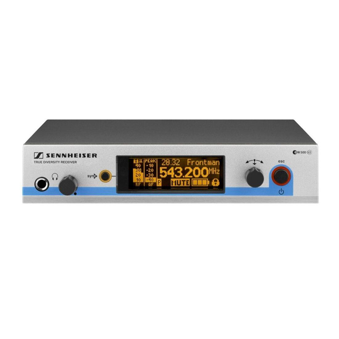 MICROFONE S/FIO HEADSET SENNHEISER EW512/HSP2
