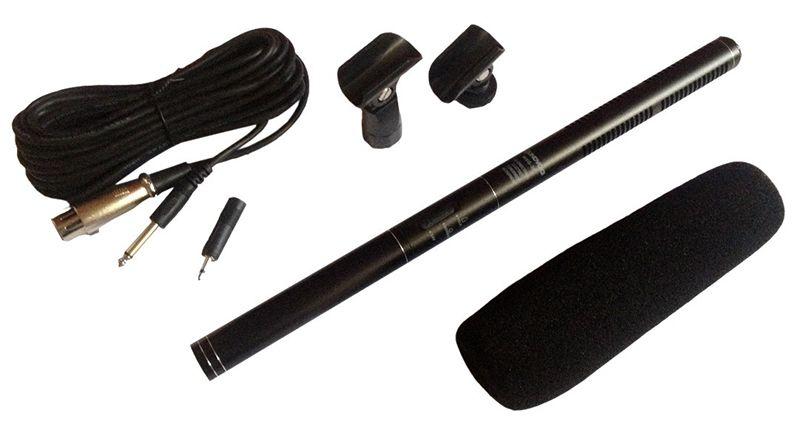 MICROFONE SHOTGUN SOUNDVOICE MSG-36