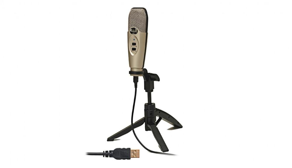 MICROFONE USB CONDENSER CAD U37