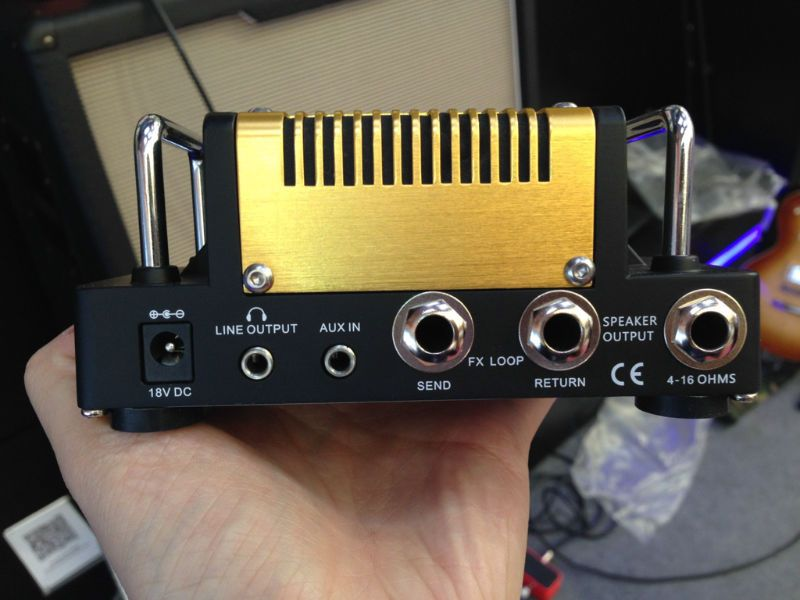 MINI-HEAD HOTONE MOJO DIAMOND NLA-5