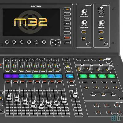 MÍXER DIGITAL MIDAS M32