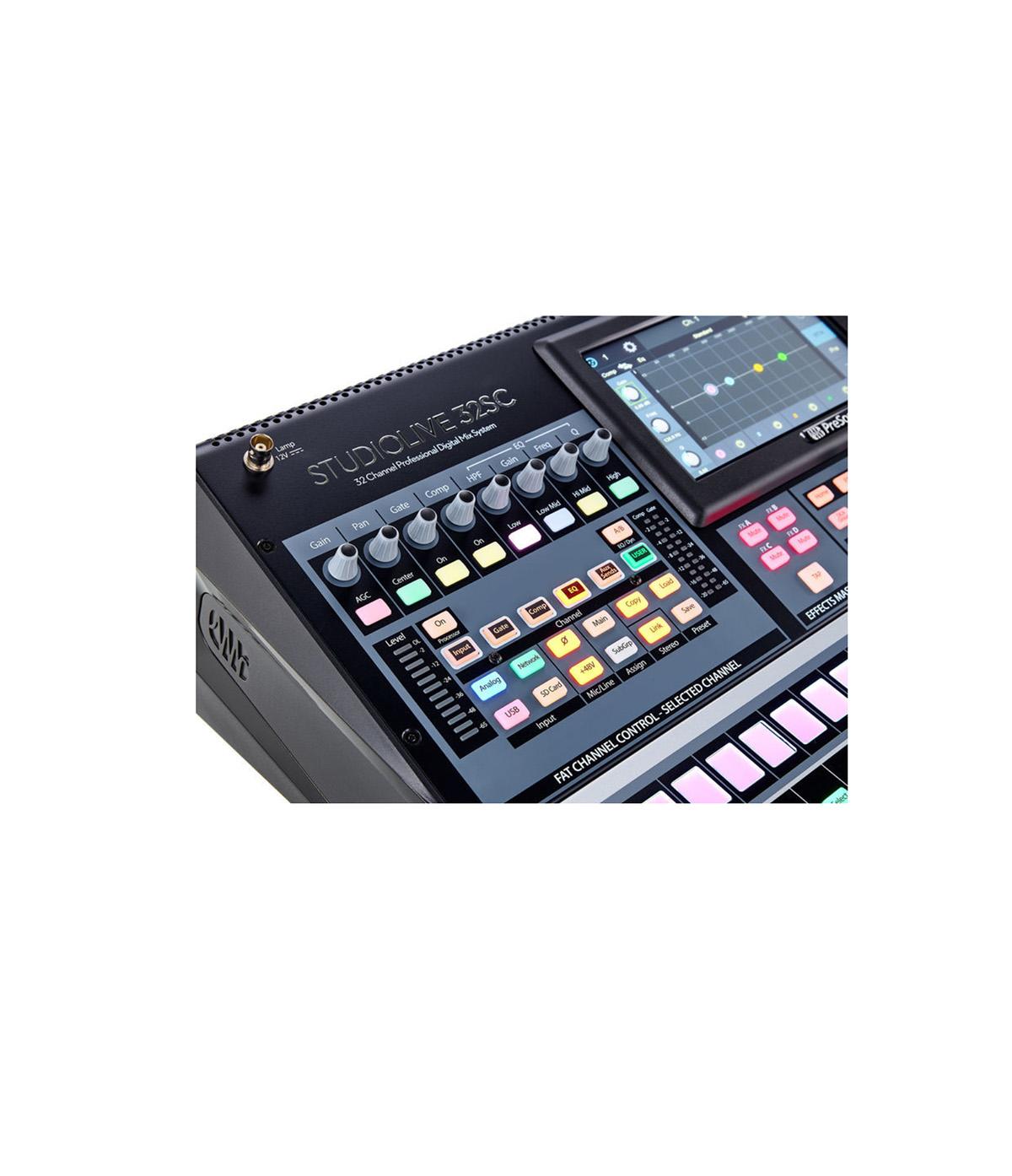 MÍXER DIGITAL PRESONUS STUDIOLIVE 32SC SERIES III