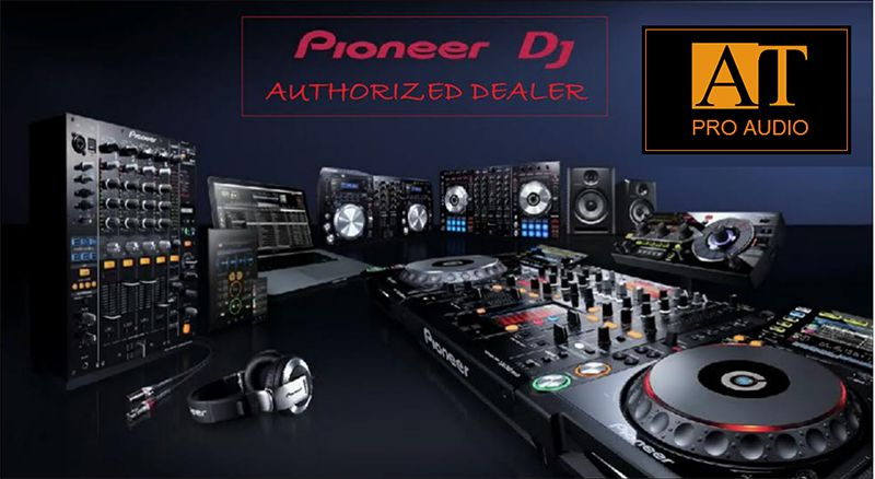 MÍXER P/DJ PIONEER DJM-450