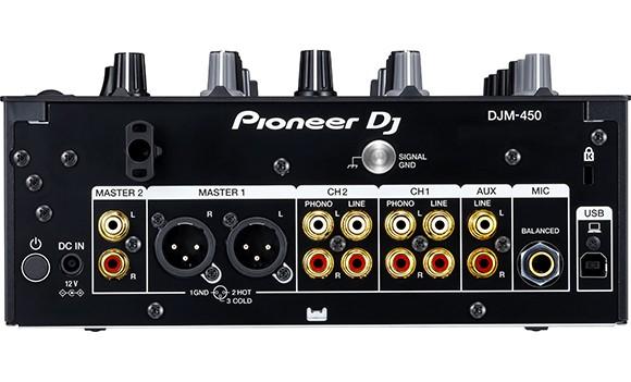MÍXER PIONEER DJM-450