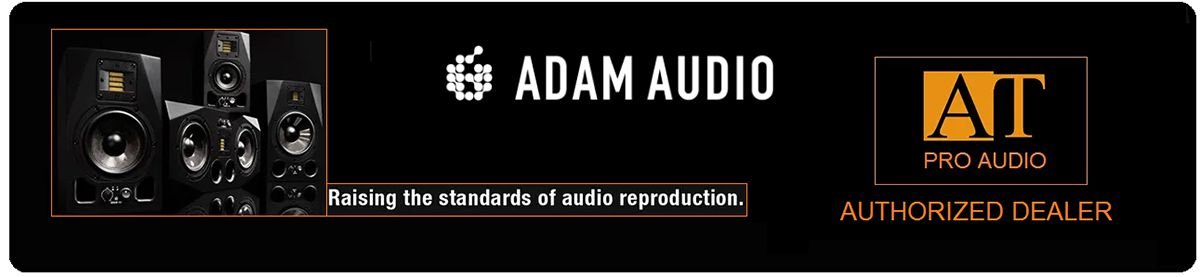 MONITOR DE ESTÚDIO ATIVO ADAM AUDIO A5X