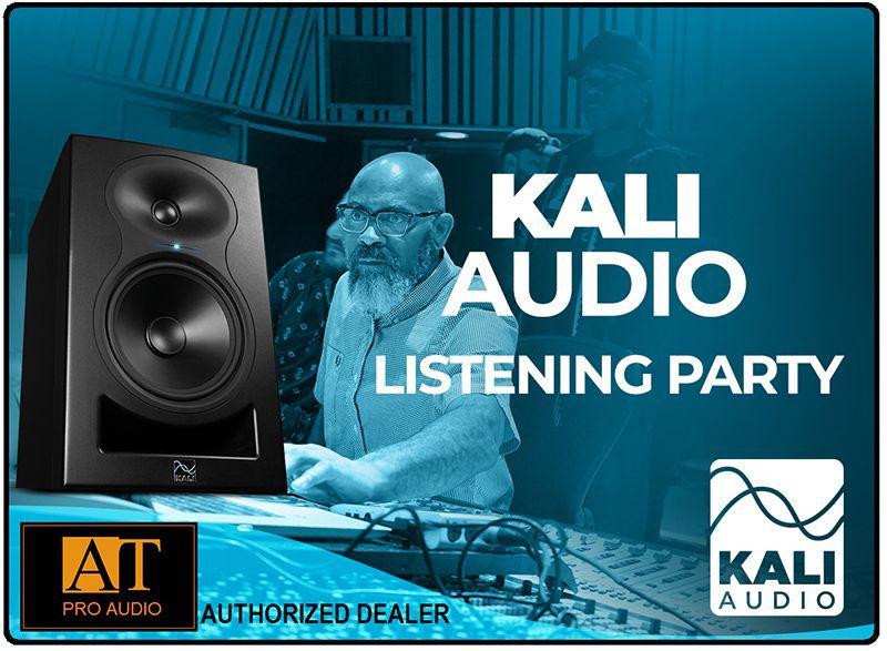 MONITOR DE ESTÚDIO ATIVO KALI AUDIO LP-8