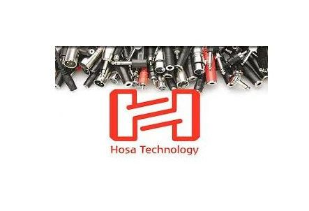 CABO PATCH P10 MONO (TS) DUAL 45CM KIT 8 UNIDADES HOSA TECHNOLOGY CPP-845