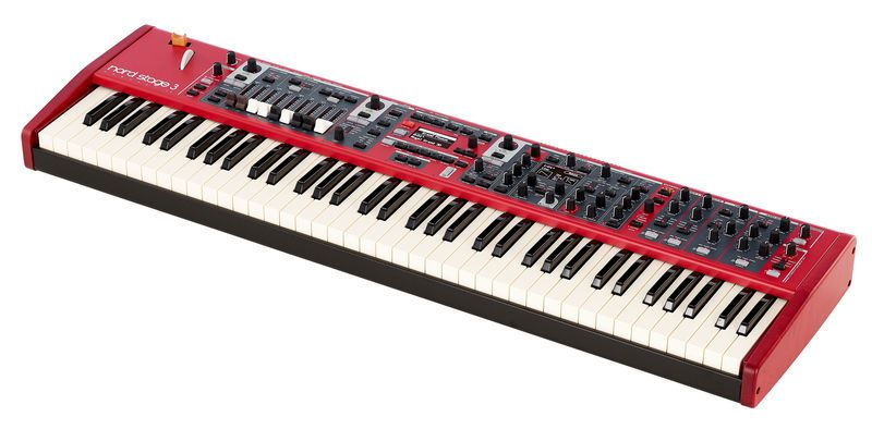 TECLADO NORD STAGE 3 COMPACT