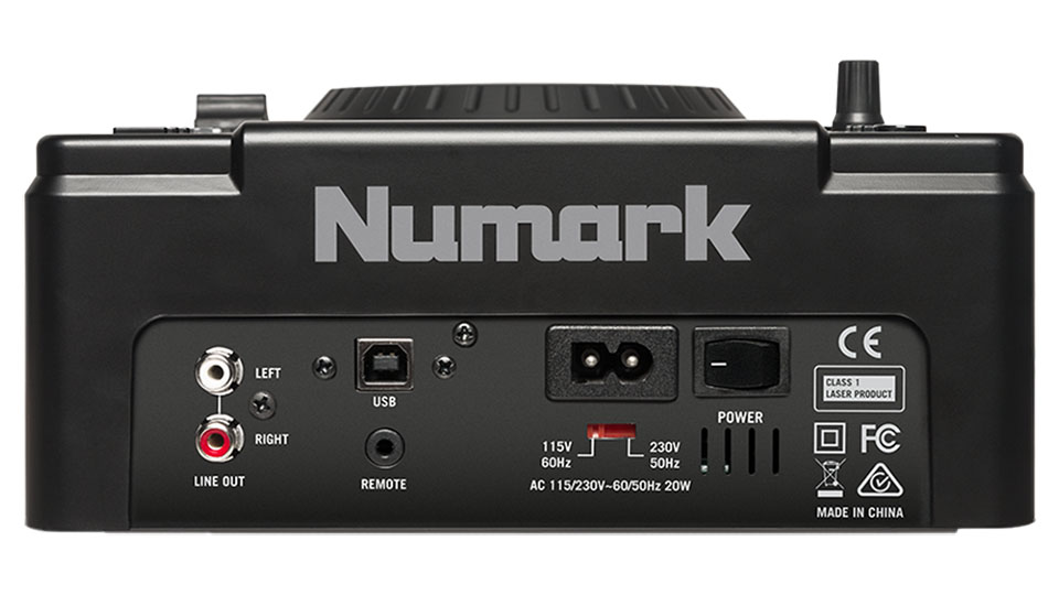 CD/MP3 P/DJ NUMARK NDX500