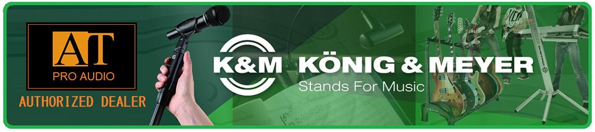 PEDESTAL P/ MICROFONES KONIG & MEYER 25600-300-55