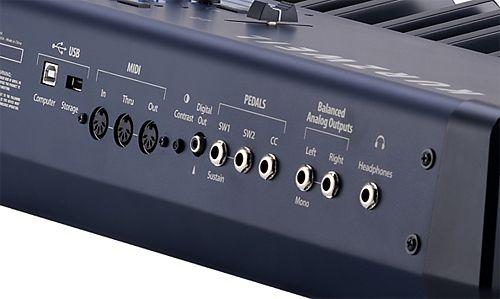 TECLADO SINTETIZADOR KURZWEIL PC3 LE8 PERFORMANCE CONTROLLER