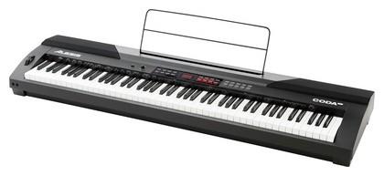 PIANO DIGITAL ALESIS CODA PRO