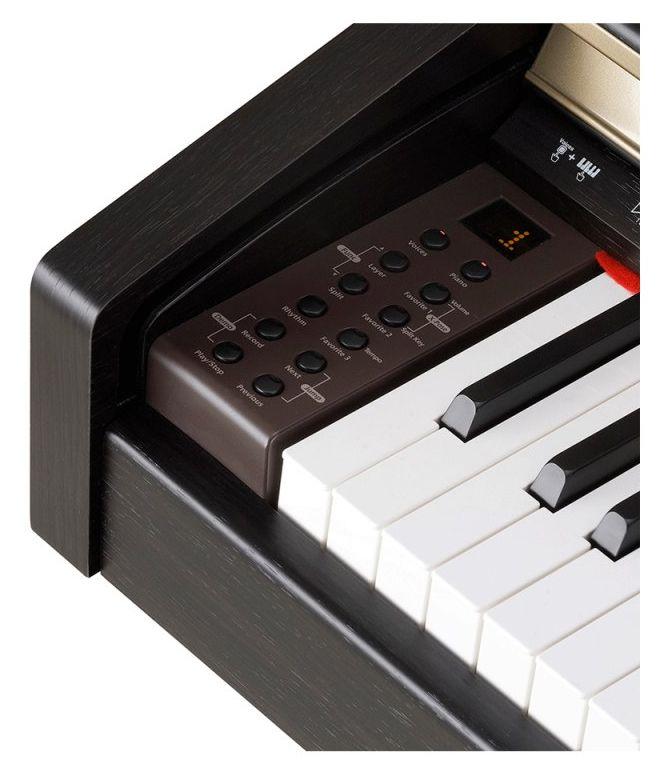 PIANO DIGITAL KURZWEIL MP10SRW