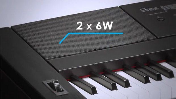 PIANO DIGITAL YAMAHA DGX-660B