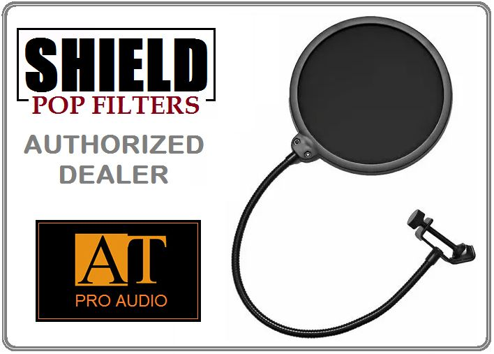 POP FILTER SHIELD