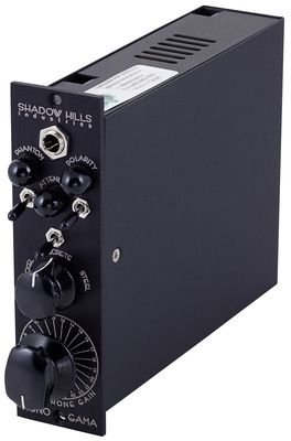 PREAMP P/MICROFONE 500 SERIES SHADOW HILLS INDUSTRIES MONO GAMA