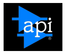 PREAMP P/MICROFONE API THE CHANNEL STRIP