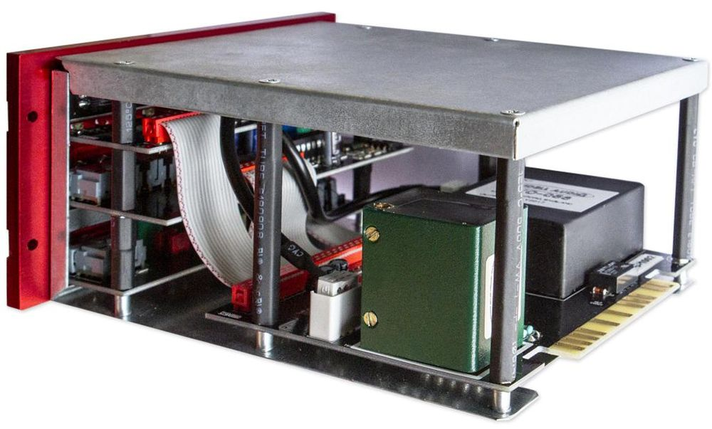 PREAMP P/MICROFONE / COMPRESSOR / EQ 500 SERIES LINDELL AUDIO WL-3 CHANNEL STRIP