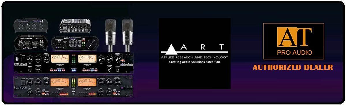 PREAMP P/MICROFONE / CONVERSOR 8 CANAIS ART TUBEOPTO 8