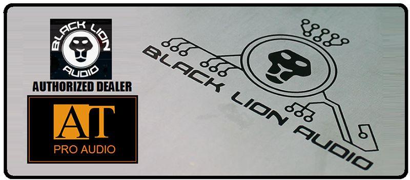 PREAMP P/MICROFONE / DI BLACK LION AUDIO AUTEUR QUAD