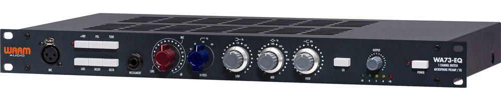 PREAMP P/MICROFONE / EQ WARM AUDIO WA73-EQ