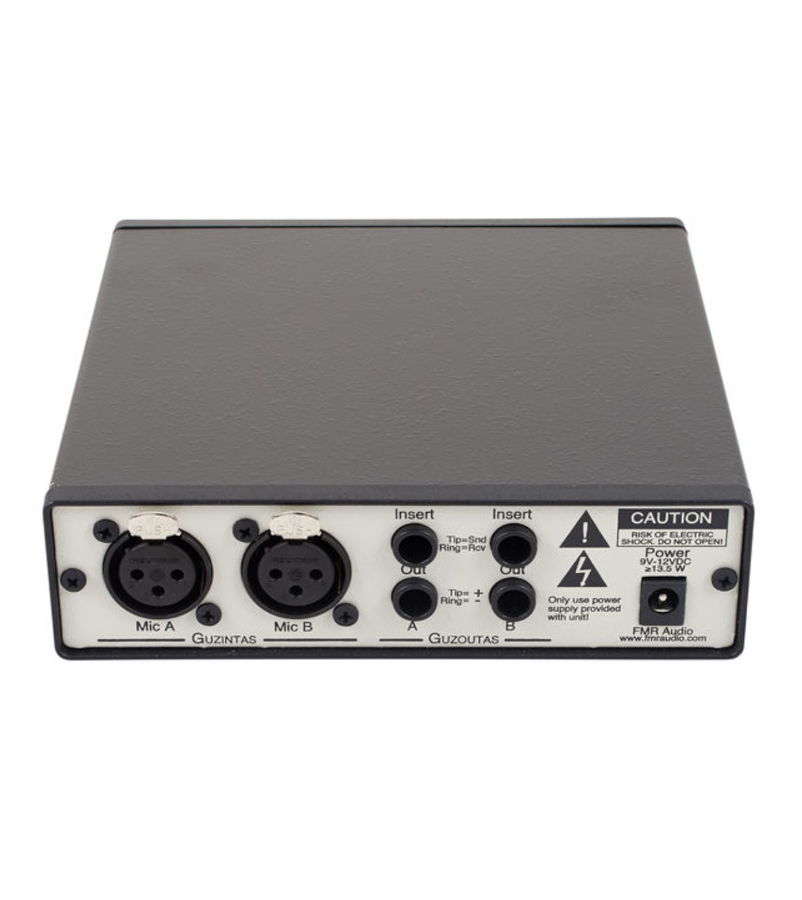 PREAMP P/MICROFONE FMR AUDIO RNP8380 REALLY NICE PREAMP