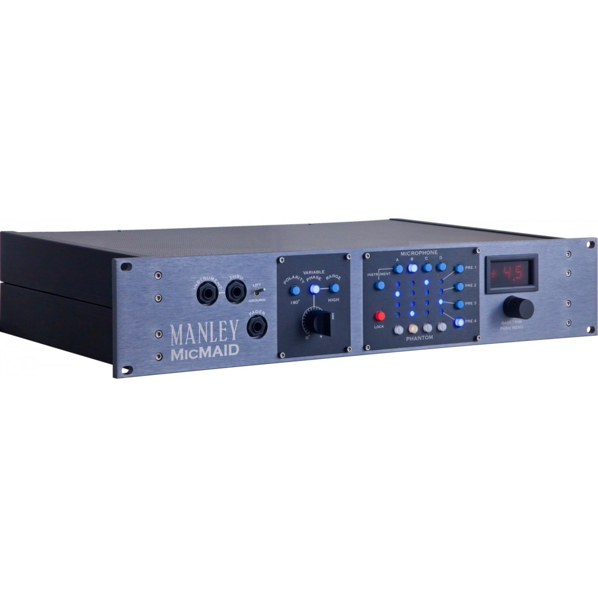 PREAMP P/MICROFONE MANLEY MICMAID
