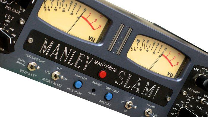PREAMP P/MICROFONE MANLEY SLAM! MASTERING VERSION