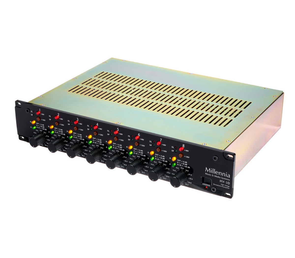 PREAMP P/MICROFONE MILLENIA HV-3D 8