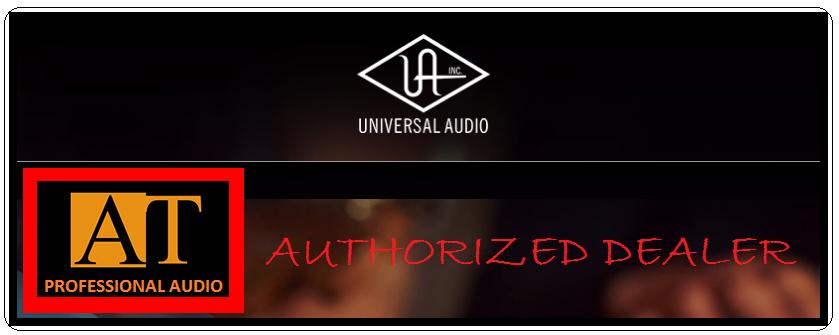 PREAMP P/MICROFONE UNIVERSAL AUDIO 6176