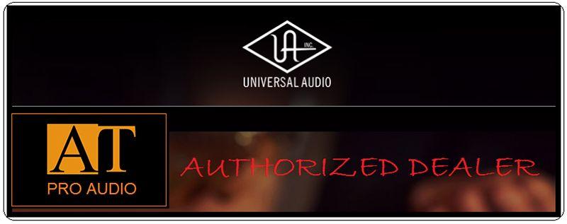 PREAMP P/MICROFONE UNIVERSAL AUDIO LA-610 MKII