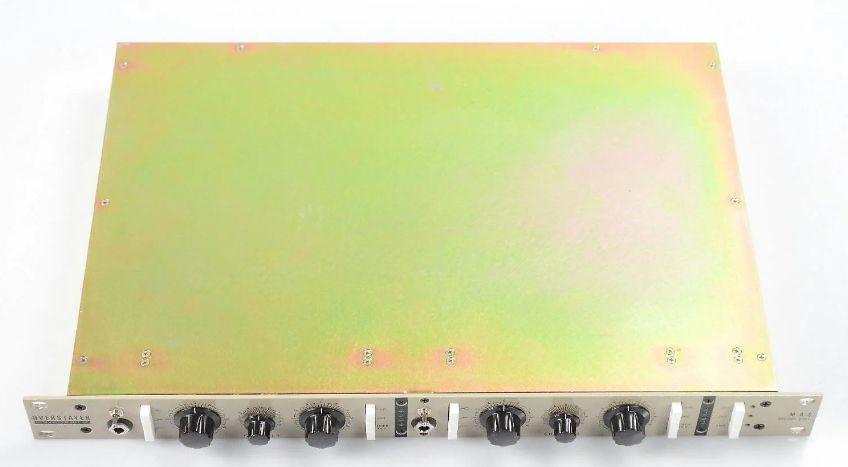 PROCESSADOR DE HARMÔNICOS/TAPE SIMULATOR OVERSTAYER M-A-S MODEL 8101 STANDARD