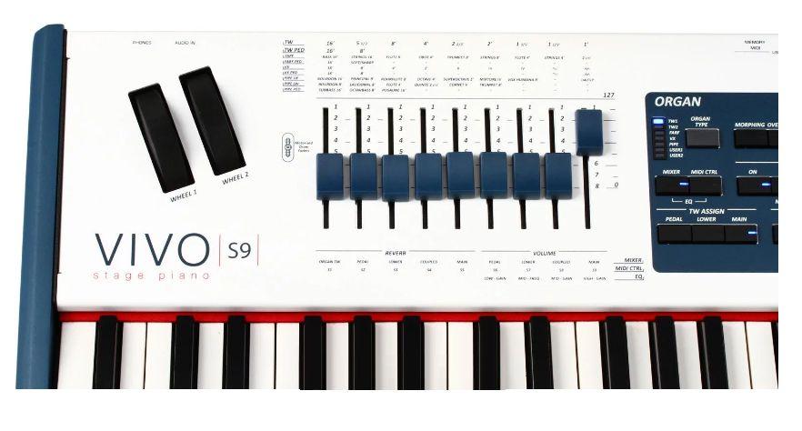 STAGE PIANO DIGITAL DEXIBELL VIVO S9