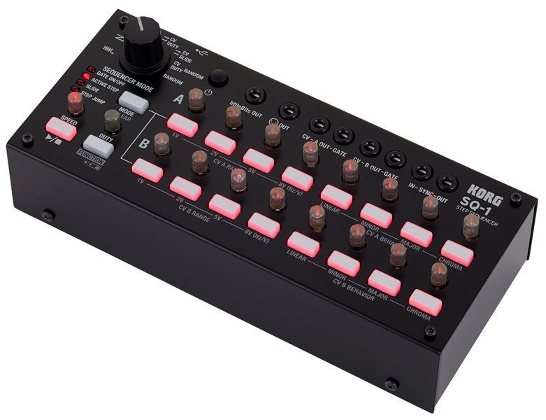SEQUENCER KORG SQ-1