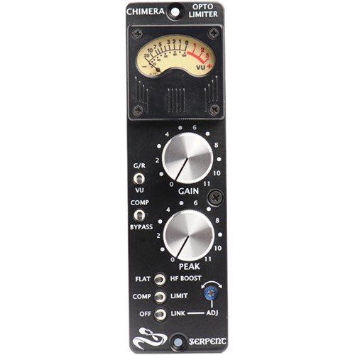 COMPRESSOR 500 SERIES SERPENT AUDIO CHIMERA