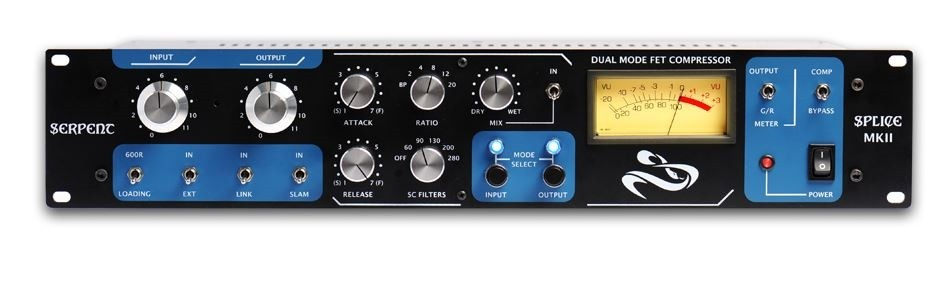 COMPRESSOR SERPENT AUDIO SPLICE MKII