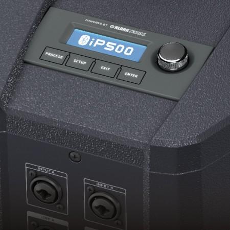 SISTEMA DE PA ATIVO TURBOSOUND INSPIRE IP500