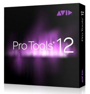 SOFTWARE AVID PRO TOOLS 12