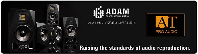 SUBWOOFER ATIVO ADAM AUDIO SUB 7
