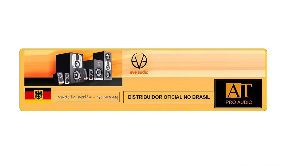 SUBWOOFER P/ESTÚDIO ATIVO EVE AUDIO THUNDERSTORM TS110