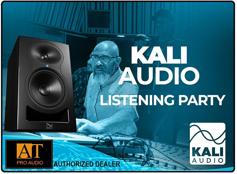 SUBWOOFER P/ESTÚDIO ATIVO KALI AUDIO WS-12
