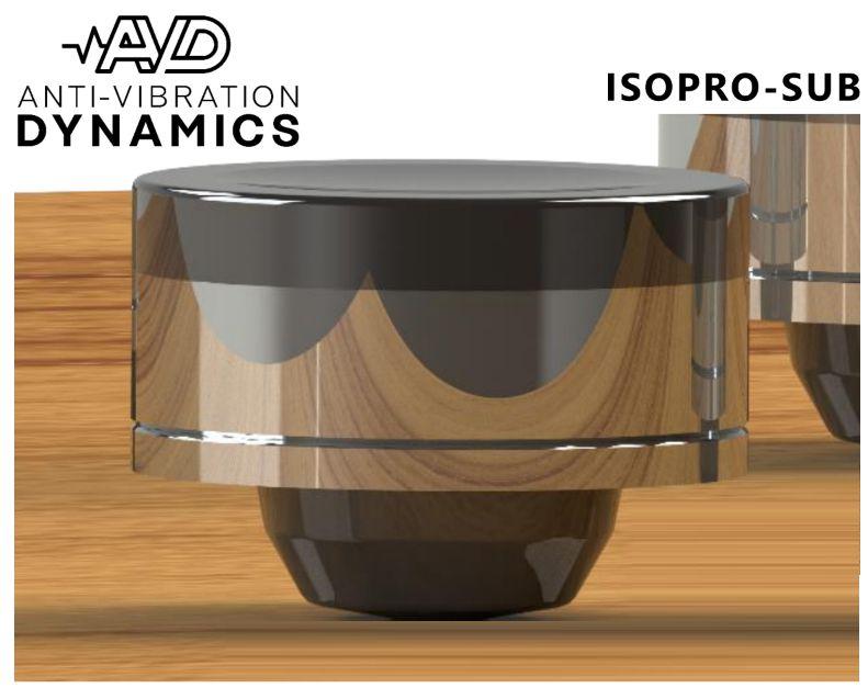 SUPORTE P/MONITORES AVD ISOPRO-SUB-04 (4 UNIDADES)