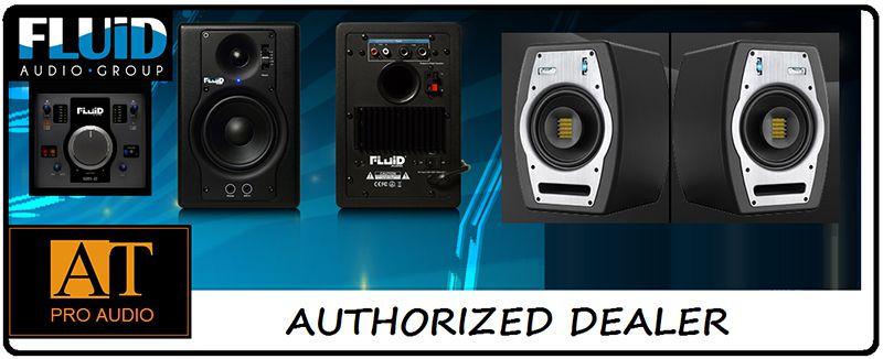 SUPORTE P/MONITORES FLUID AUDIO DS5