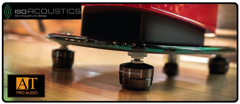 SUPORTE P/MONITORES ISOACOUSTICS ISO-430