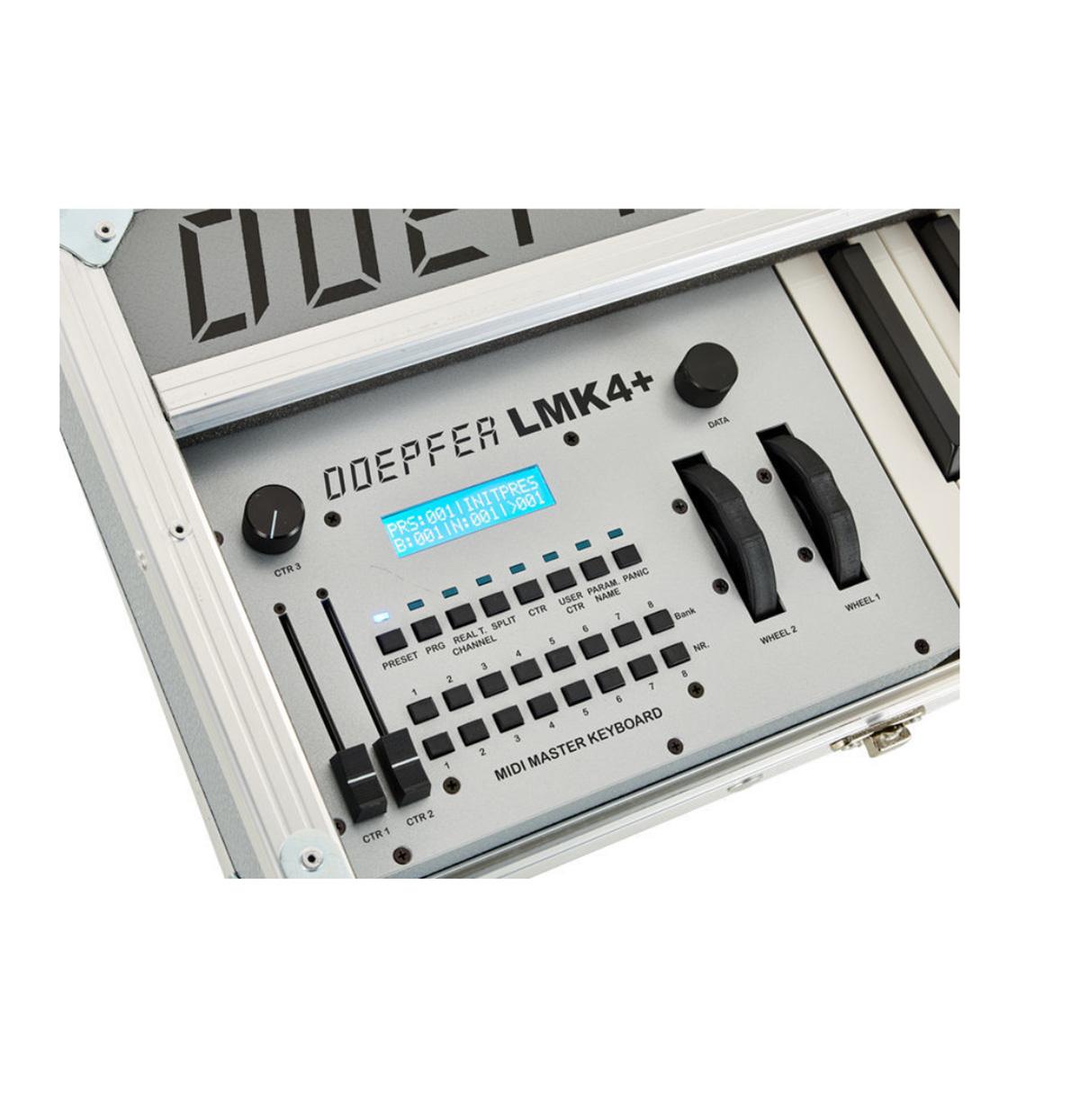TECLADO CONTROLADOR DOEPFER LMK4+ GREY