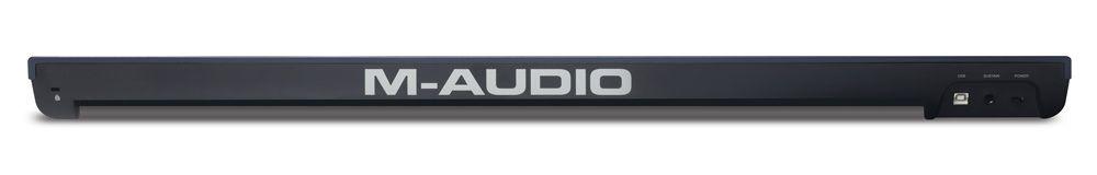 TECLADO CONTROLADOR MIDI M-AUDIO KEYSTATION 49 II