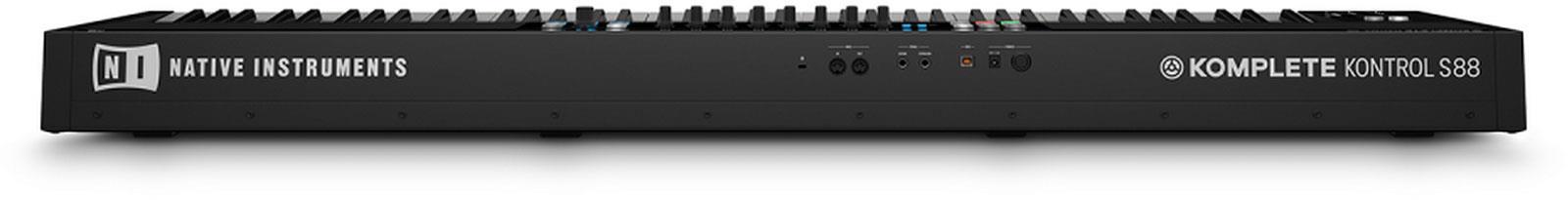 TECLADO CONTROLADOR MIDI NATIVE INSTRUMENTS KOMPLETE KONTROL S88